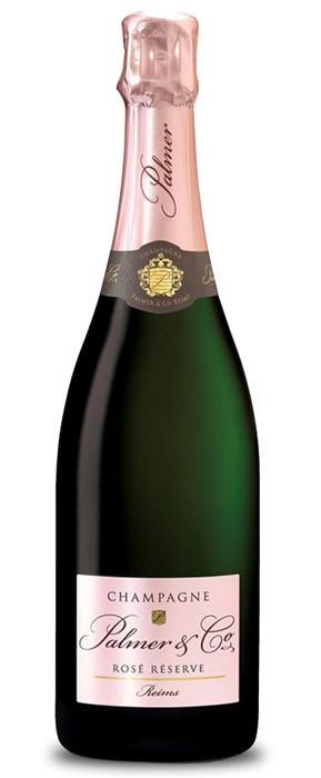 Champagne Palmer & Co. Rosé Réserve