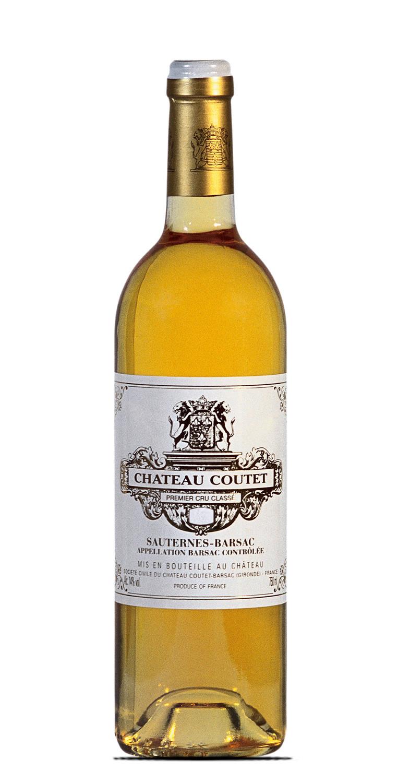 Château Coutet Premier Cru Classé Blanco 2012