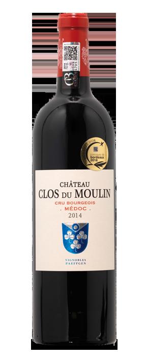Château Clos du Moulin 2014