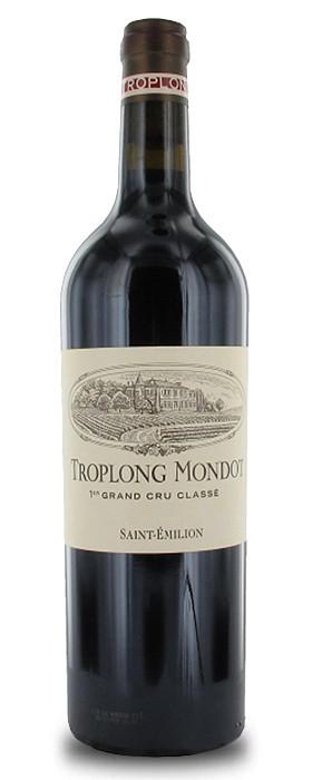 Château Troplong Mondot 2010