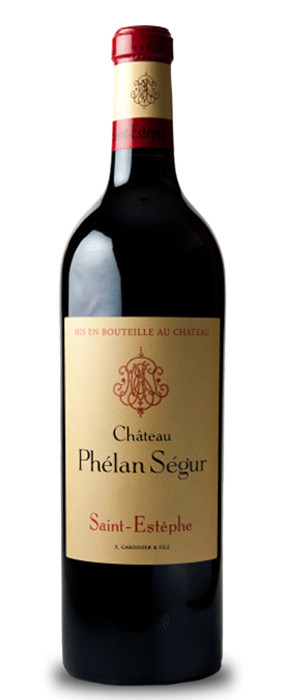 Château Phélan Ségur 2010