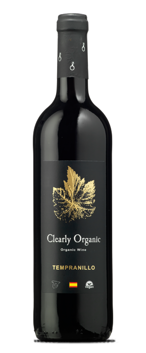 Clearly Organic Tempranillo 2016