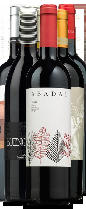 Colección Vinos Marcianos