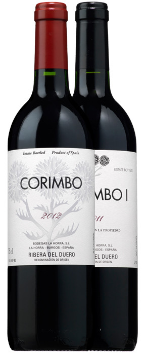 Corimbo 2012 y Corimbo I 2011
