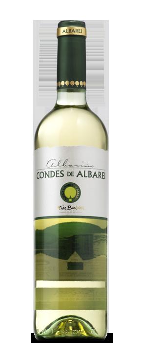 Condes de Albarei Albariño Blanco 2015