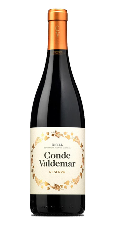 Conde Valdemar Reserva 2011