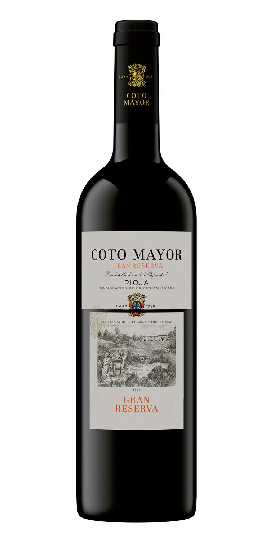 Coto Mayor Gran Reserva 2014