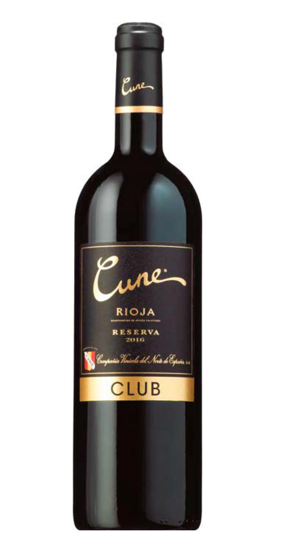 CUNE CLUB RESERVA