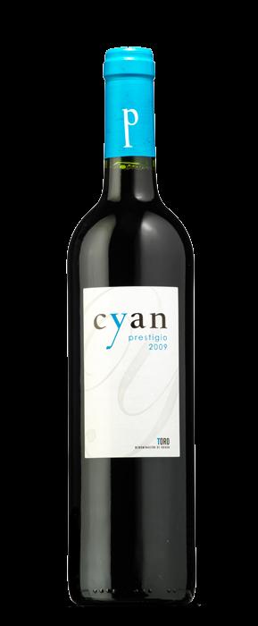 Cyan Prestigio 2009