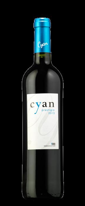 Cyan Prestigio 2013