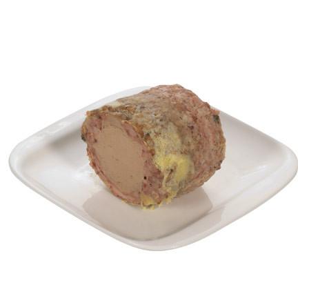 Delice gascon al foie gras de pato