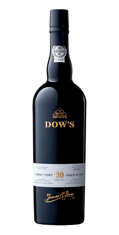 Botella de Oporto Dow