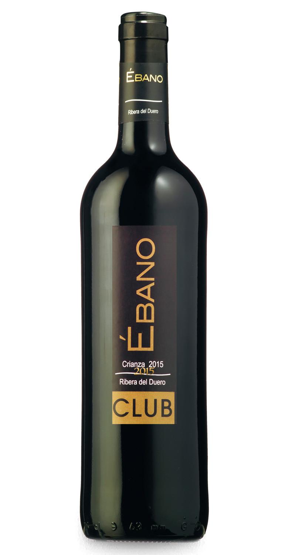 Ébano Club Crianza 2015