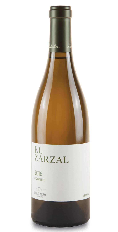 El Zarzal Godello 2016