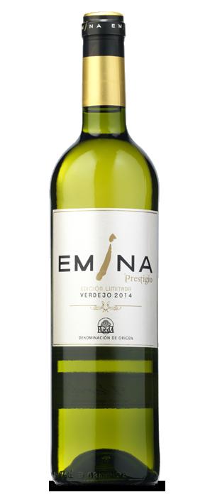 Emina Prestigio Edición Limitada Verdejo Blanco 2014