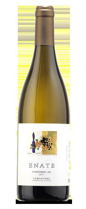 Enate Chardonnay-234 Blanco 2017
