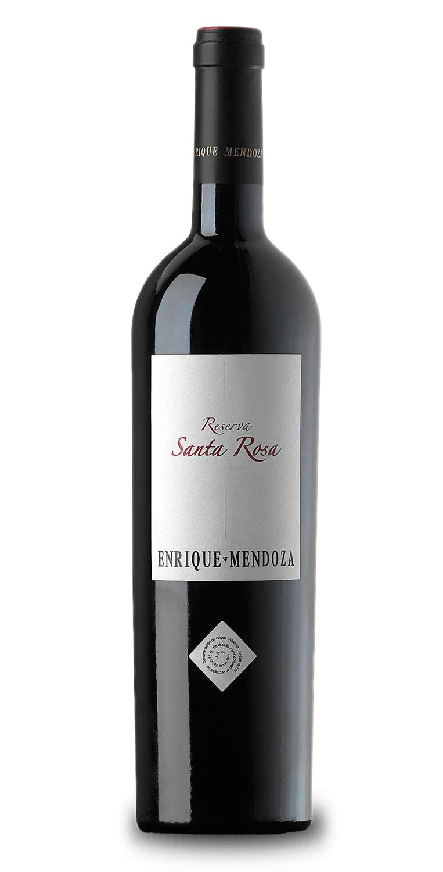Enrique Mendoza Santa Rosa Tinto Reserva 2015