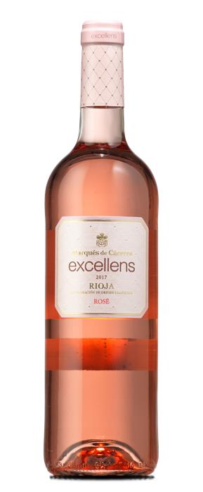 Excellens Rosé Rosado 2017