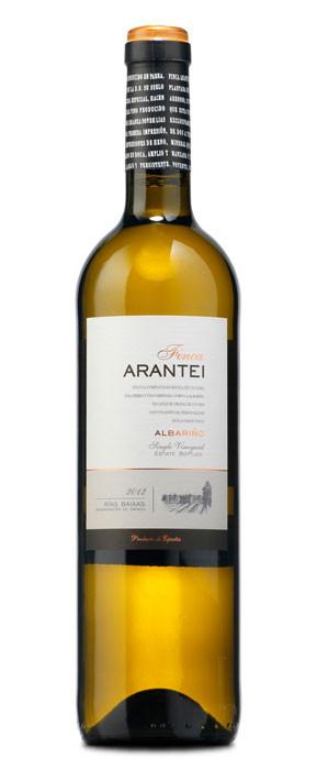 Finca Arantei Albariño Blanco 2013