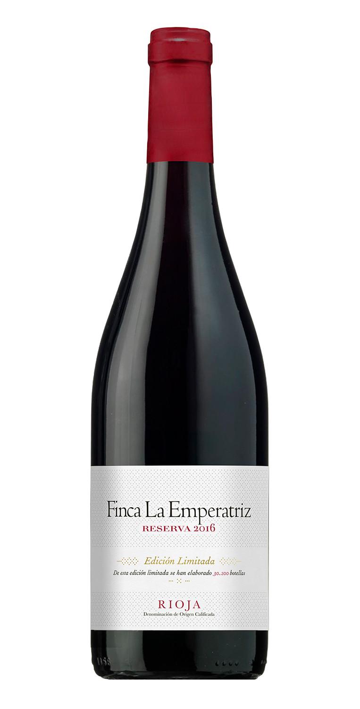 Finca La Emperatriz Ed. Limitada Reserva 2016