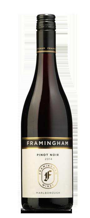 Framingham Pinot Noir 2014