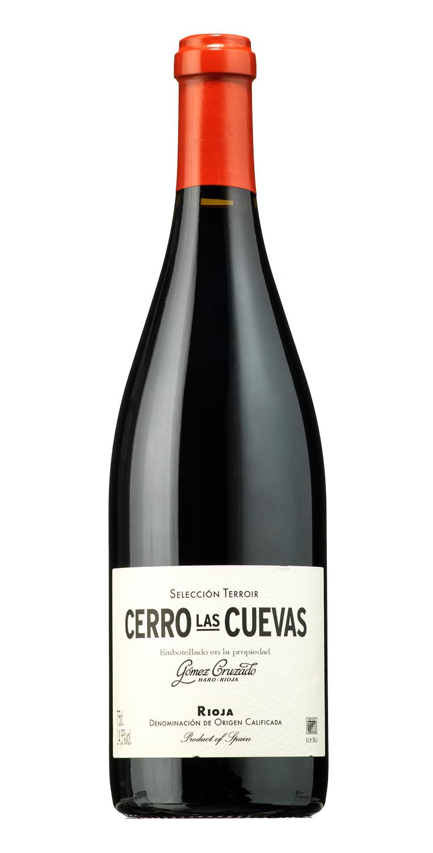 Gómez Cruzado Cerro Las Cuevas Selección Terroir 2015