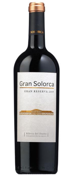 Gran Solorca Gran Reserva 2009