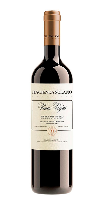Hacienda Solano Viñas Viejas 2018