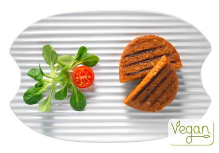Hamburguesa de tofu y 5 verduras ECO - Vegano