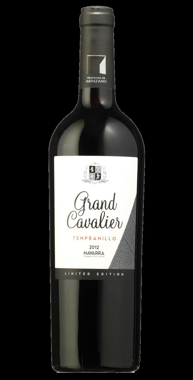 Grand Cavalier Tempranillo Limited Edition 2012