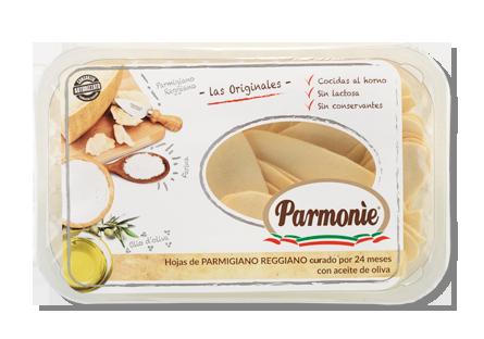 Lenguas de parmigiano