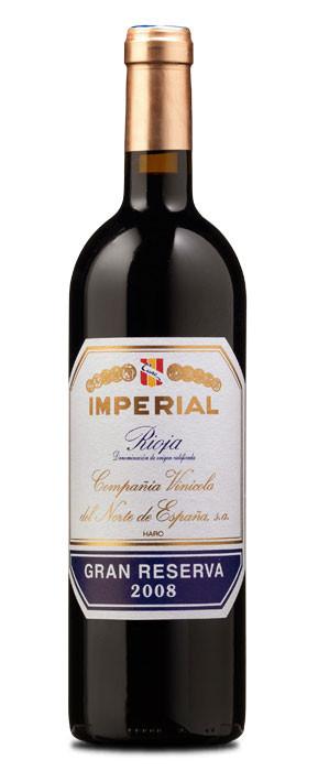 Imperial Tinto Gran Reserva 2008