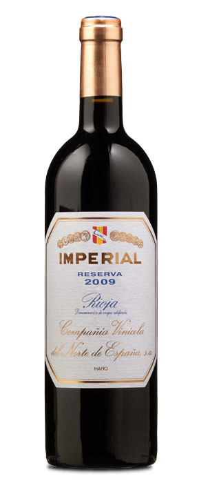 Imperial Tinto Reserva 2009