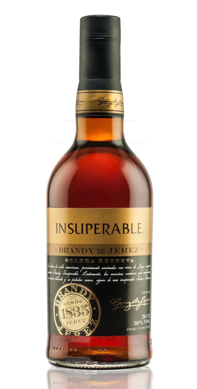 Insuperable Brandy de Jerez Solera Gran Reserva