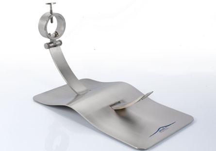 Jamonero Steel'o modelo Balian