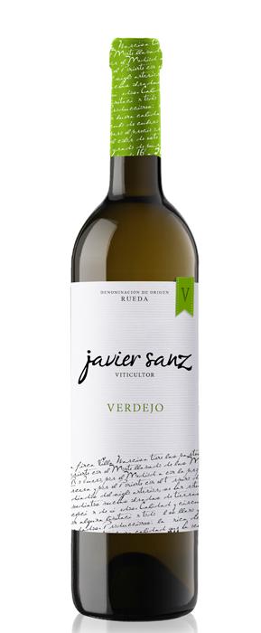 Javier Sanz Viticultor Verdejo 2018