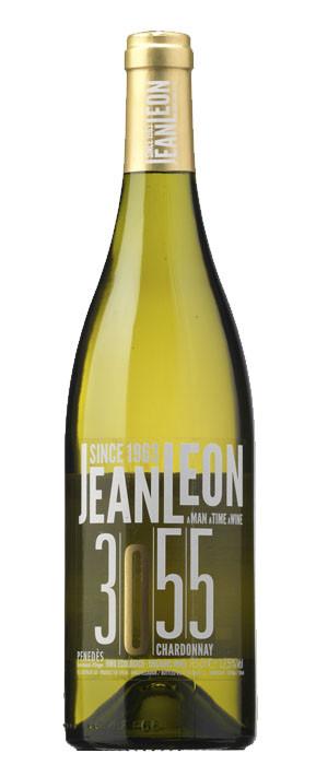 Jean Leon 3055 Chardonnay Blanco con crianza 2015