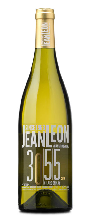 Jean Leon 3055 Chardonnay Blanco con crianza 2013