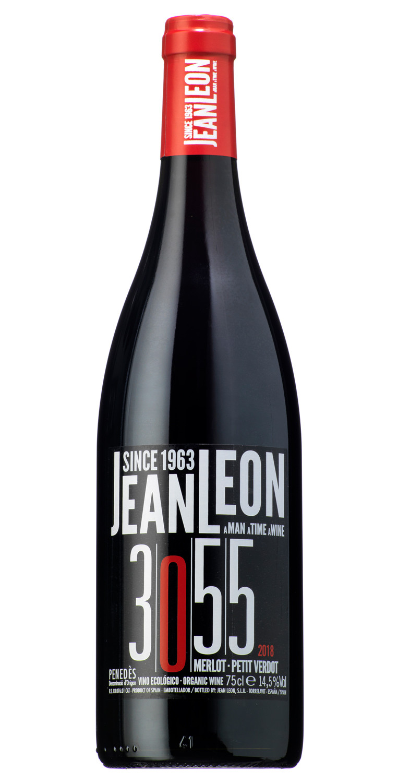 Jean Leon 3055 Merlot-Petit Verdot 2018