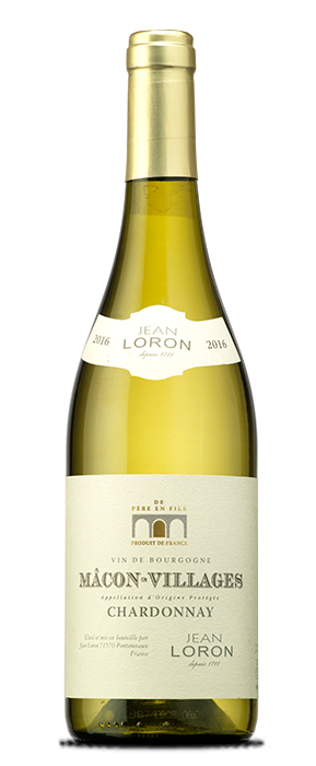 Jean Loron Chardonnay 2016