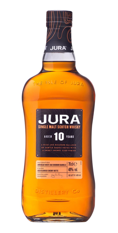 W2hisky Jura 10 años