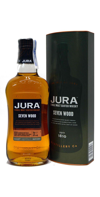 Whisky Jura Seven Wood