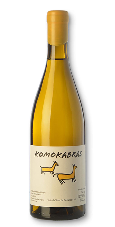 Komokabras Amarillo Albariño 2018