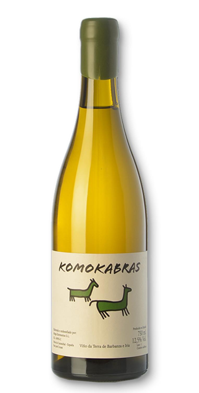 Komokabras Verde Albariño Blanco 2017