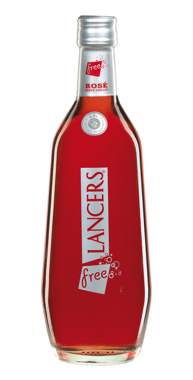 Lancers Rosé Free