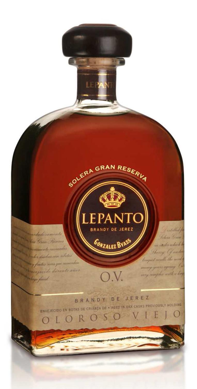 Lepanto OV Brandy de Jerez Solera Gran Reserva