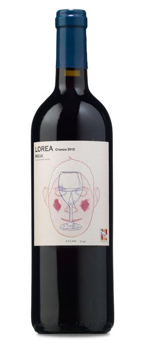 Lorea Tinto Crianza 2012