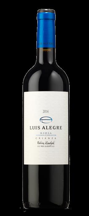 Luis Alegre Reserva 2014