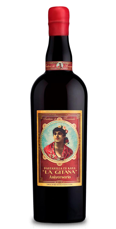 Manzanilla La Gitana Aniversario
