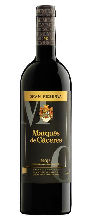 Marqués de Cáceres Tinto Gran Reserva 2009